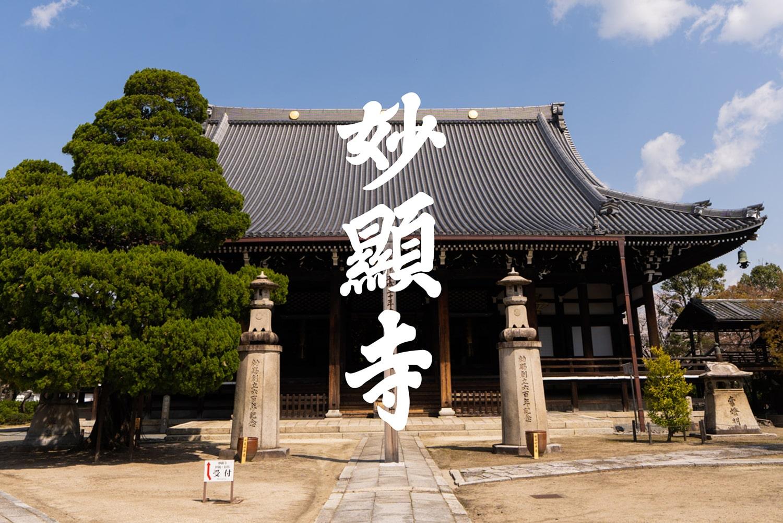 日蓮宗 大本山 妙顕寺